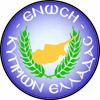 enosi kypriwn ellados logo